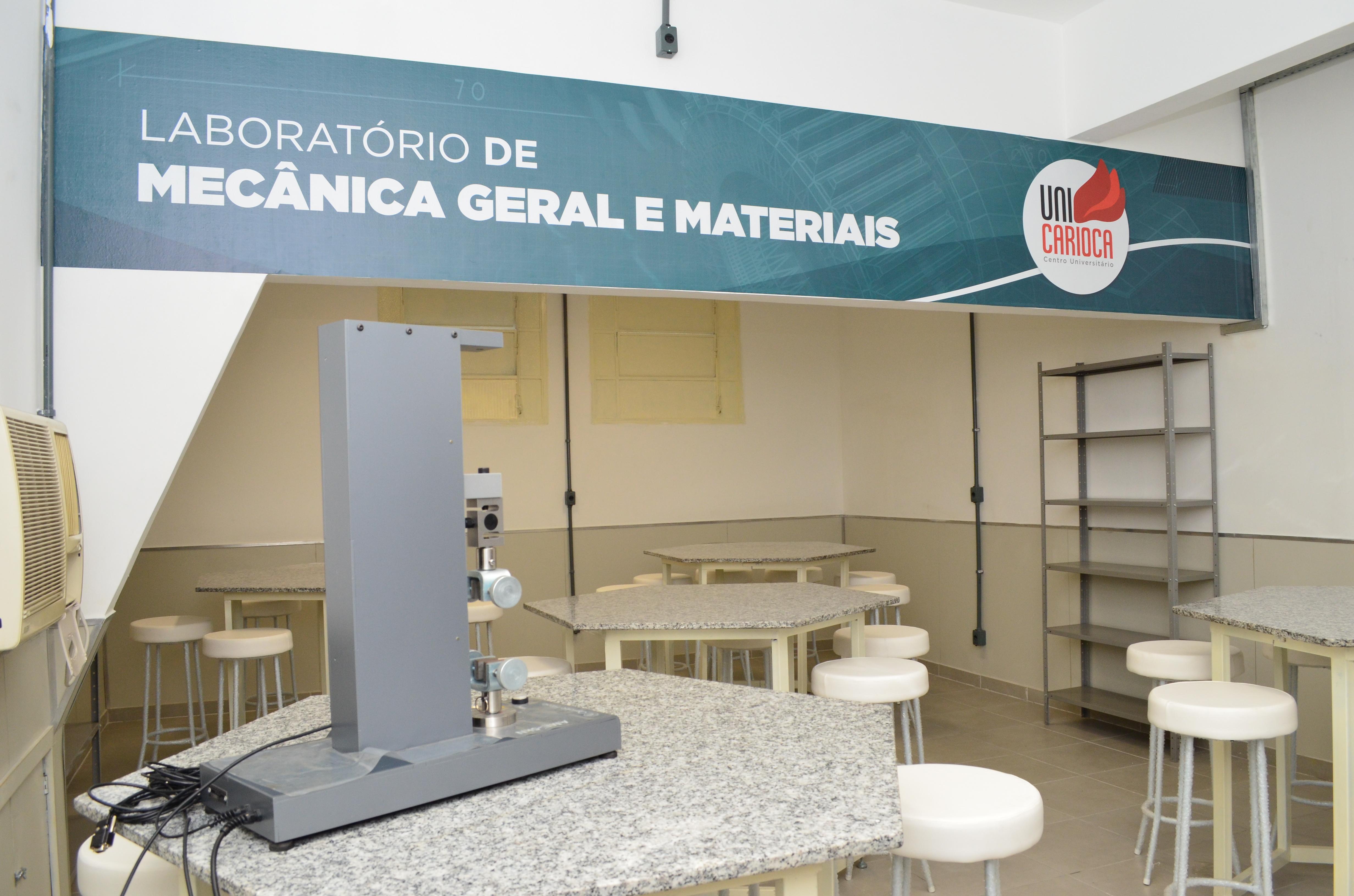 Laboratório de mecânica