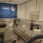 Laboratório de física