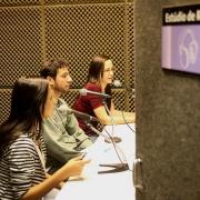 Estúdio de Rádio